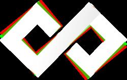 Logo Design cult branco